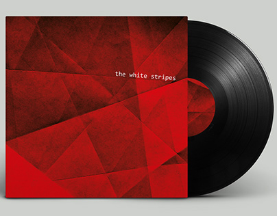 LP cover White Stripes