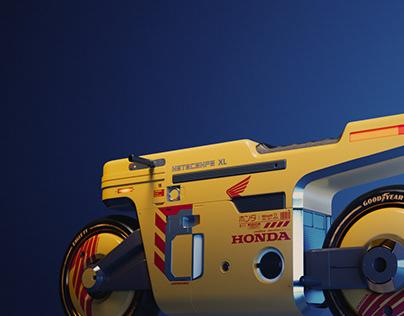 HONDA MOTOCOMPO XL