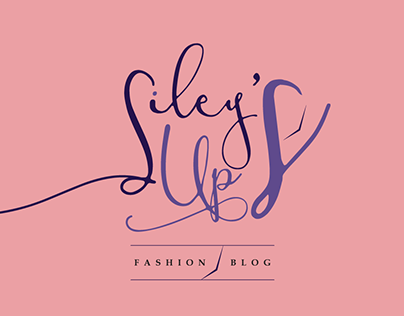 LOGO Project - Fashion Blog Siley's Up