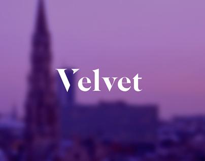 Velvet - Mobile App