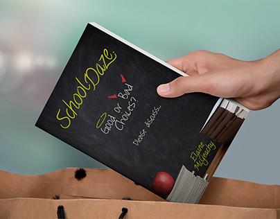 School Daze - Book cover design
