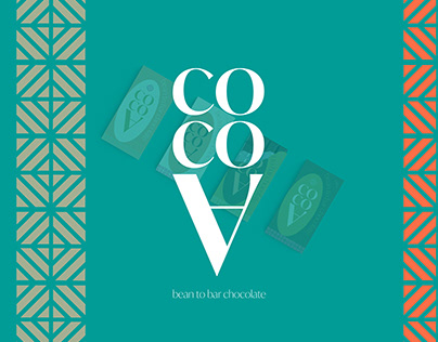 COCO∀ CHOCOLATE PACKAGING