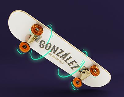 González skate