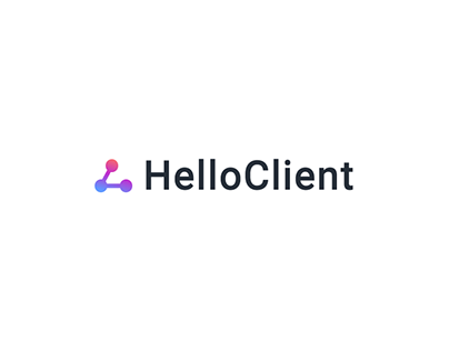 Landing page for cloud service