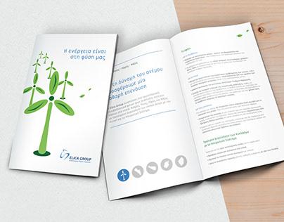 Elica Group // Brochure