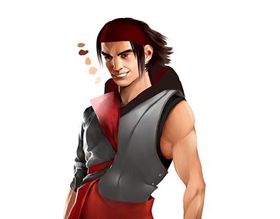 Character Design- WIP