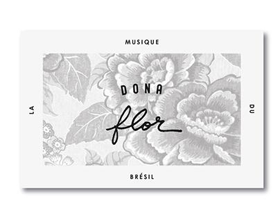 Dona Flor Identity
