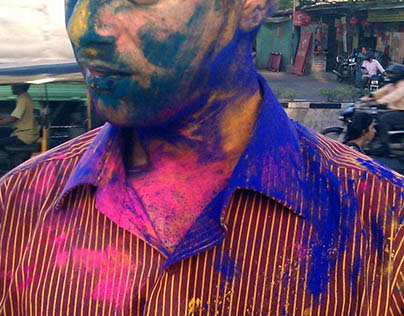 Holi festival bb 2011