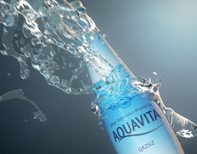 Aquavita - water from the Caucasus