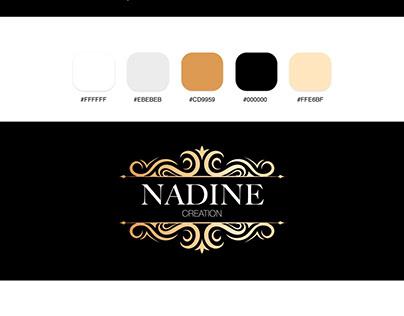 Nadine Creation - Logo