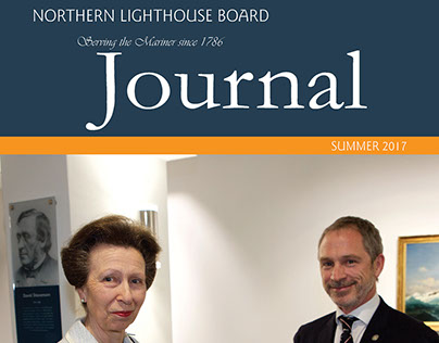 Northern Lighthouse Board Journal 2017