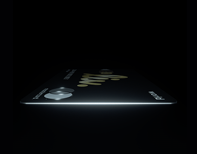 CGI/3D - Liv Card