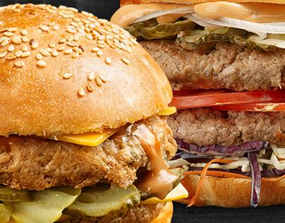 FUN24 Fast food menu