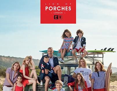 Lion of Porches // SS16