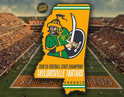 Taylorsville Tartars: 2019 State Champions