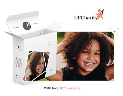 UP Charity - Brand Identity
