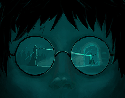 Through the Eyes of Harry Potter