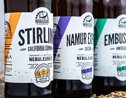 Nébuleuse 2015 Labels