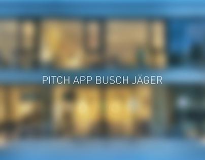 Pitch App Busch Jäger
