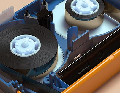 Cassette Series - Mini DV Cassette