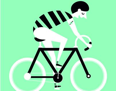 ¡Monta en ciclo!