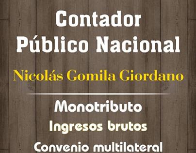 Contador público