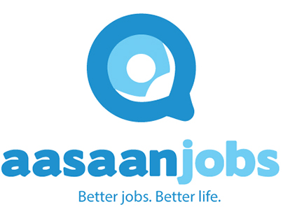 Aasaanjobs.com ( Android App Wireframes for Employers)