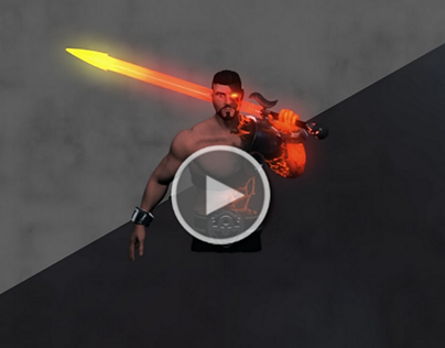 3D animationmodel for Live Streamsubscription Alert