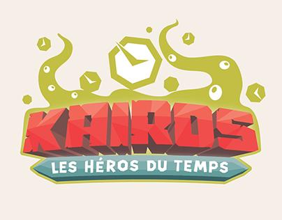 KAIROS - Les héros du temps