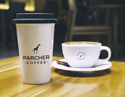 Parcher Coffee - Logo Design