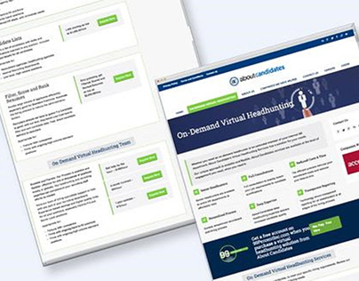 AboutCandidates.com Recruitment Services