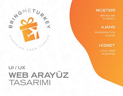 Bring Me Turkey Web Sitesi