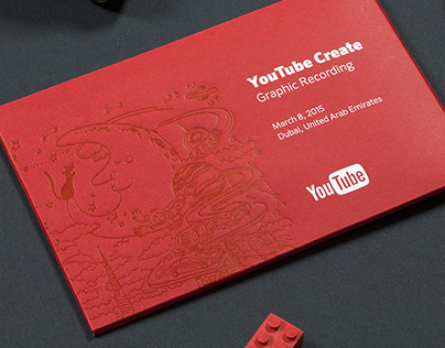 You Tube Create | Postcard