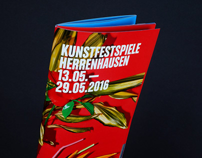 Kunstfestspiele Herrenhausen - Art Festival