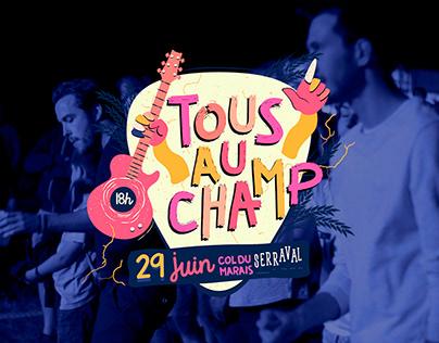 Festival Tous Au Champ