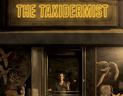 The Taxidermist - Film Poster
