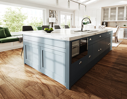 Ocean Park Kitchen | CGI