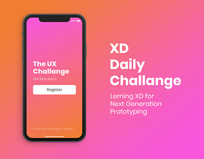 XD Daily Challenge