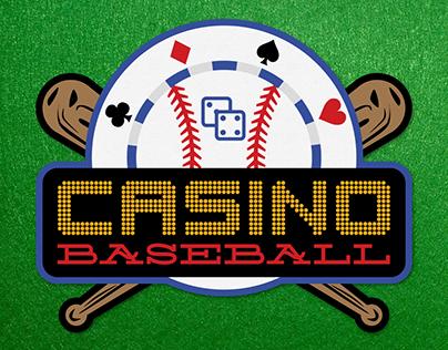 Casino Baseball Branding