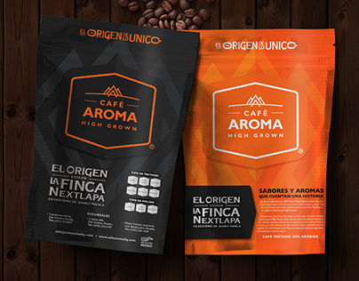 Café Aroma High Grown