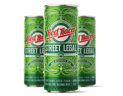 BEER CAN IPA - RED RACER