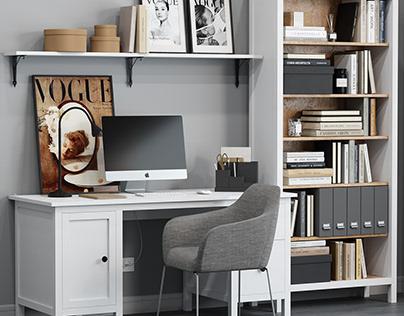 Ikea Office Workplace 2