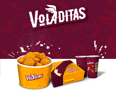 Voladitas | Identity & Packaging Design
