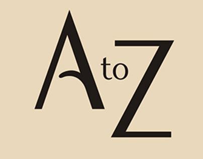 A-Z book of Animal Verse