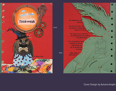 The Unfortunate Zookwash Book and Website