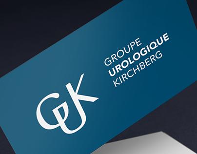 Groupe Urologique Kirchberg Corporate ID