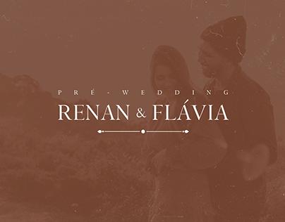 Pré-Wedding Renan e Flávia