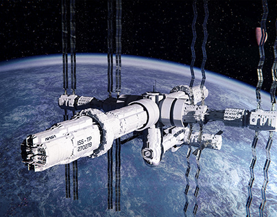 ISS - Thomas Pesquet
