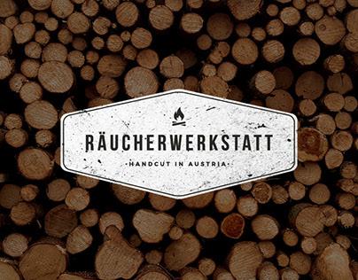 Räucherwerkstatt - Corporate Design