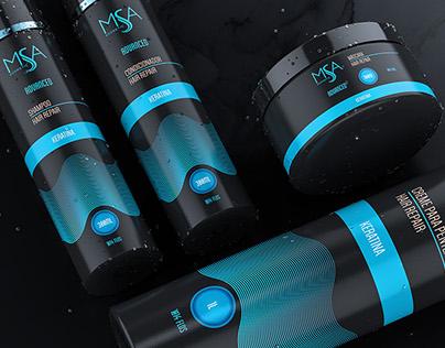 MSA packaging design